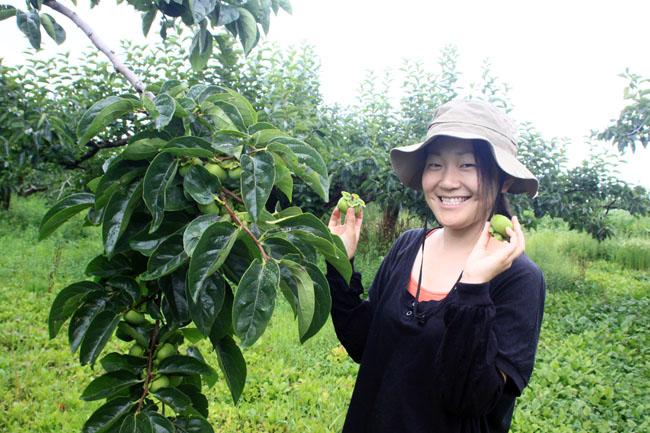 柿畑と麻都香さん